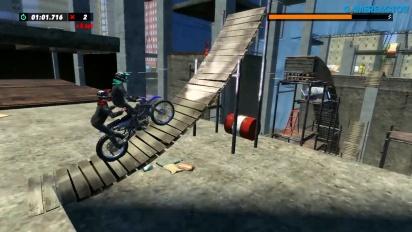 《特技摩托賽:崛起》- Switch 實機操作