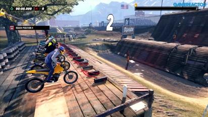 《特技摩托賽:崛起》PS4 實機操作