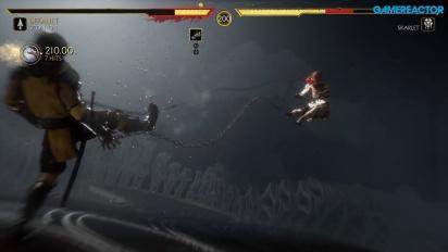 《真人快打11》- 血腥與榮耀:《真人快打11》Gameplay (贊助)