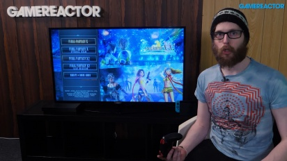 《Final Fantasy X / X-2 HD Remaster》 & 《Final Fantasy XII 黃道時代》- 帶著走的最終幻想(贊助)