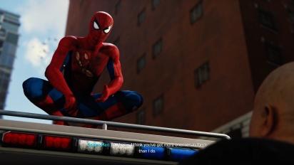 《漫威蜘蛛人》復刻版 - Gameplay