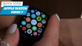 Apple Watch Series 7 - 快速查看