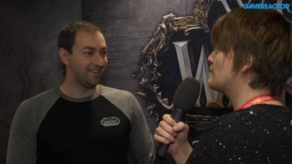 《魔獸世界:決戰艾澤拉斯》-  Morgan Day 訪談