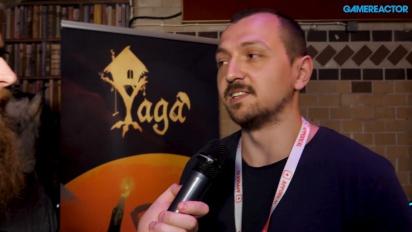《Yaga》- Horatiu Istrate 訪談