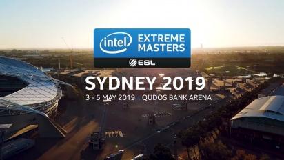 IEM Sydney 2019 Announcement