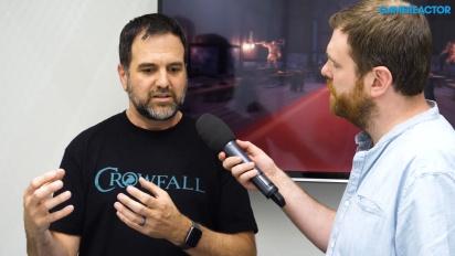 《烏鴉來臨(Crowfall)》- - J. Todd Coleman 訪談