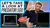 Acer Predator Helios 500 筆電 - 快速查看