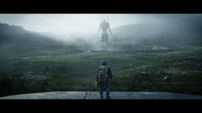 Death Stranding - The Drop Promotional Trailer