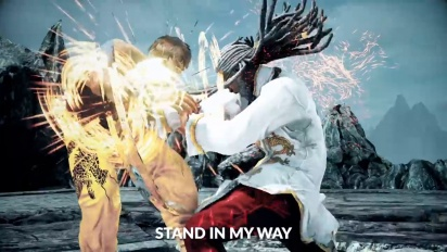 Tekken 7 - Leroy Smith Trailer