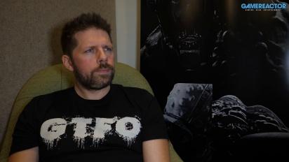 《GTFO》- Simon Viklund 搶先體驗版訪談