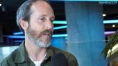 Bruce Straley - 娛樂與嚴肅遊戲節訪談