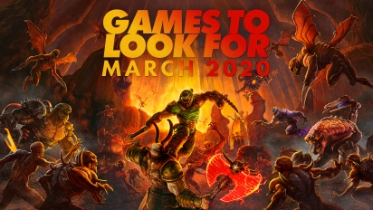 值得期待的遊戲 - 2020年3月