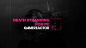 《死亡擱淺》- PC版發行直播重播