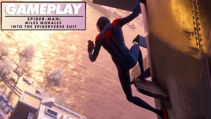 《蜘蛛人:邁爾斯摩拉斯》- 《蜘蛛人新宇宙》套裝- Gameplay