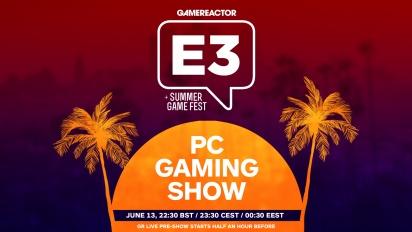 E3 2021:PC Gaming Show - 完整節目