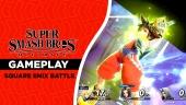 《任天堂明星大亂鬥 特別版》- 決定性的 Square Enix 戰鬥  Gameplay