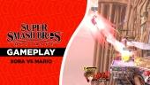 《任天堂明星大亂鬥 特別版》- 索拉 vs 瑪利歐 Gameplay